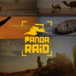 Transportes Simón en la Panda Raid 2018